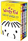 Diary of a Wimpy Kid: #4-6 [Box Set]