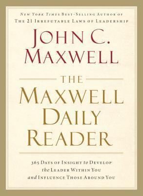 The Maxwell Daily Reader  365 D - John Maxwell