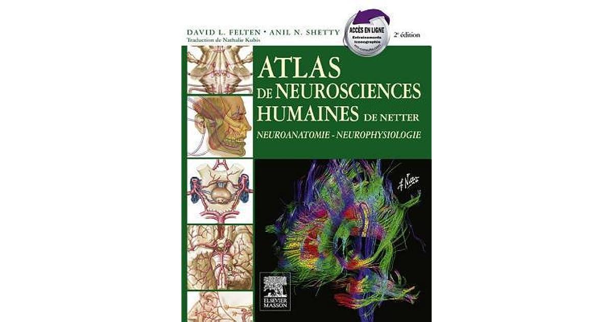 Atlas De Neurosciences Humaines Netter