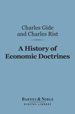 A History of Economic Doctrines