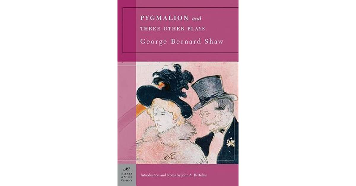 george bernard shaw s play pygmalion Pygmalion is a play by george bernard shaw it tells the story of henry higgins, a professor of phonetics who makes a bet with his friend colonel pickering that he can successfully pass off a cockney flower girl, eliza doolittle, as a refined society lady by teaching her how to speak with an.