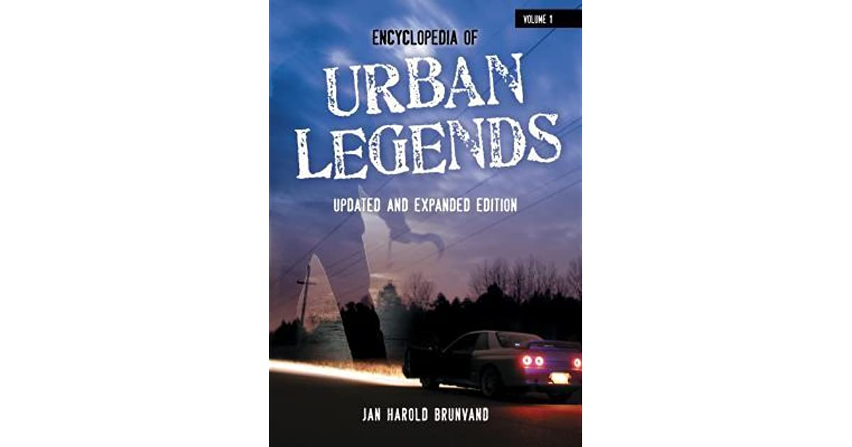an analysis of the legends of folk narratives and the vanishing hitchhiker by jan harold brunvards The term was first used by professor jan harold brunvand of the some urban legends, like the hitchhiker what is the vanishing hitchhiker and when was the.