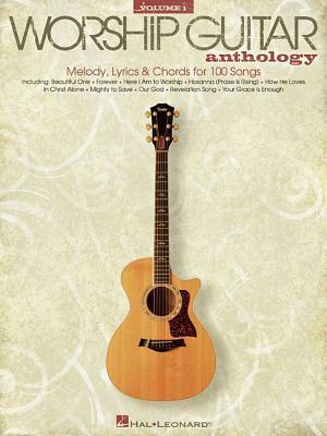 Worship Guitar Anthology, Volume 1