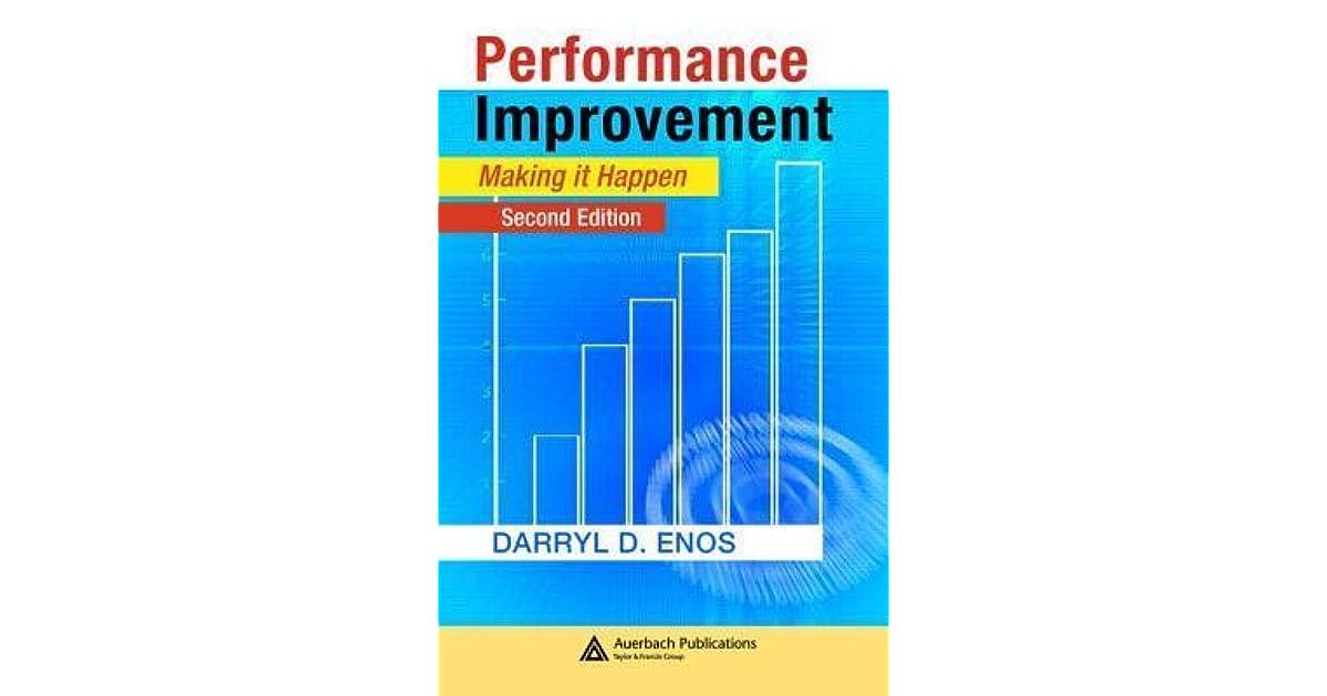 Setting Up Performance Improvement Plans