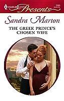 The Greek Prince's Chosen Wife (Billionaires' Brides #2)