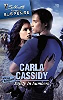 Safety In Numbers (Wild West Bodyguards #2)