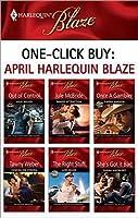 One-Click Buy: April 2009 Harlequin Blaze