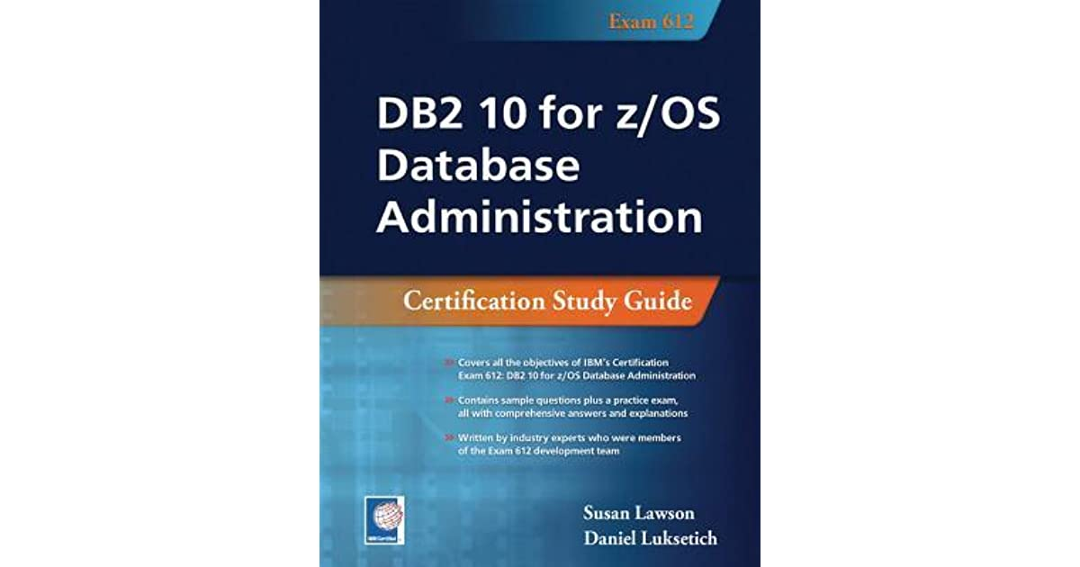 ibm db2 manual z os