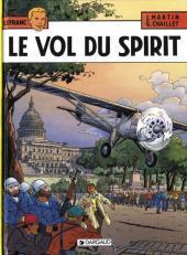 Le Vol Du Spirit (Lefranc #13)