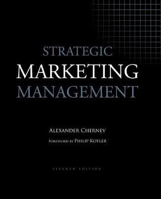 Strategic Marketing Management By Philip Kotler