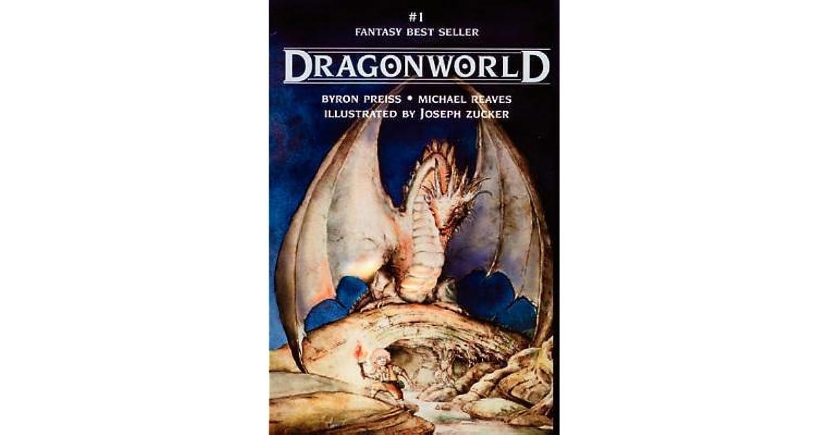 Read Dragonworld By Byron Preiss
