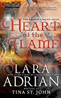 Heart of the Flame (Dragon Chalice, #2)