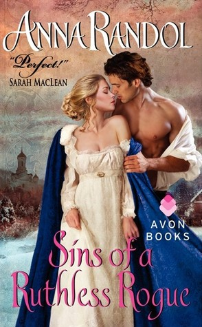 Sins of a Ruthless Rogue (Sinners Trio, #2)