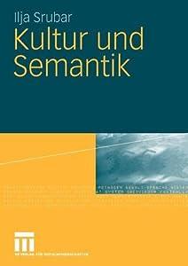 Kultur Und Semantik