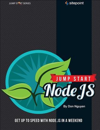 Jump Start Node.js cover
