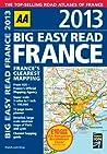 2013 Big Easy Read France
