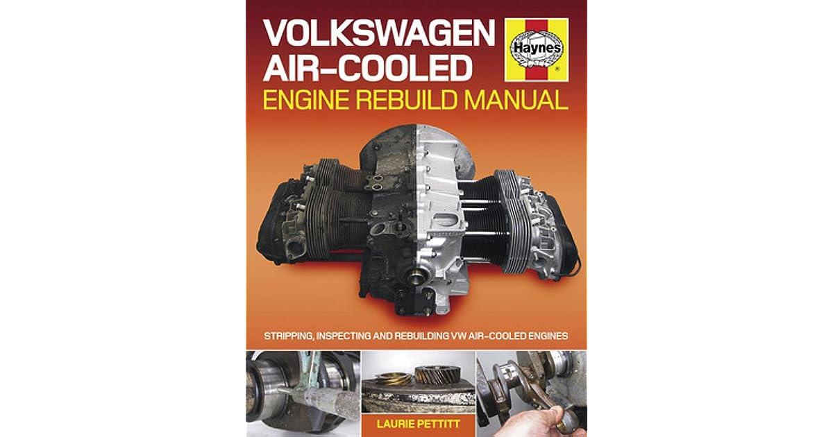 vw air cooled engine rebuild manual