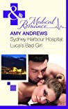 Luca's Bad Girl by Amy Andrews