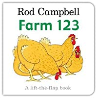Farm 123: A Lift-The-Flap Book