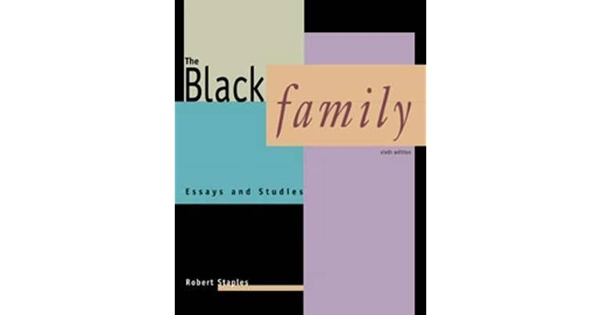 Black studies essays