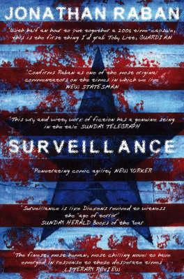 Image result for Jonathan Raban Surveillance cover