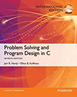 Problem Solving and Program Design in C by Elliot B  Koffman