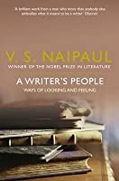 Writer's People: Ways of Looking and Feeling