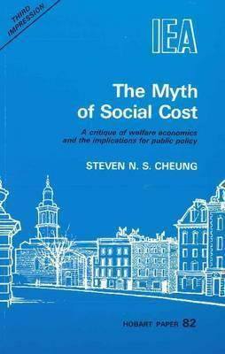 A Critique of Welfare Economics, 2nd edition