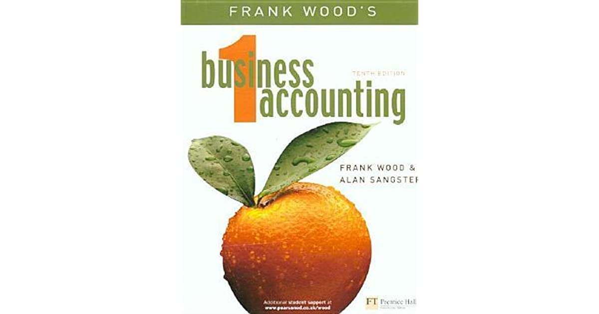 frank wood's business accounting volume 1 pdf download