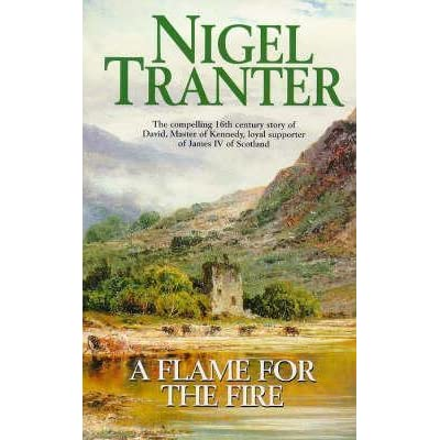 flame for the fire tranter nigel