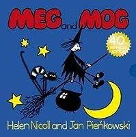 Meg and Mog. Helen Nicoll and Jan Pienkowski