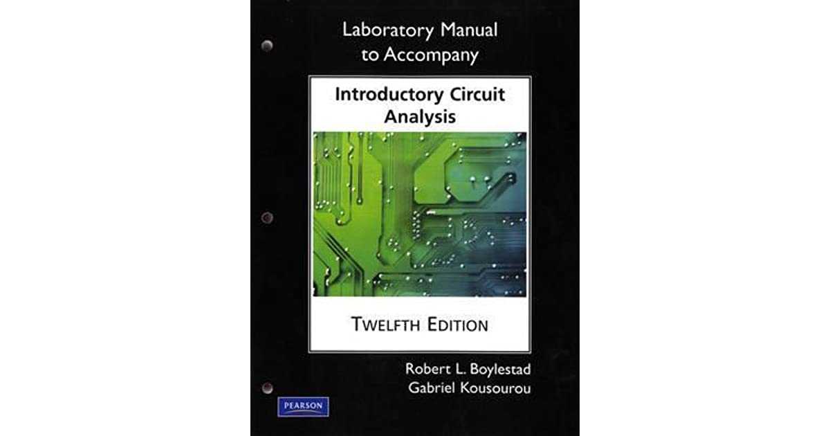Laboratory manual for introductory circuit analysis by robert l laboratory manual for introductory circuit analysis by robert l boylestad fandeluxe Gallery
