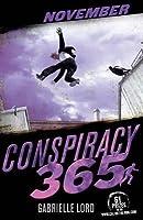 November (Conspiracy 365, #11)