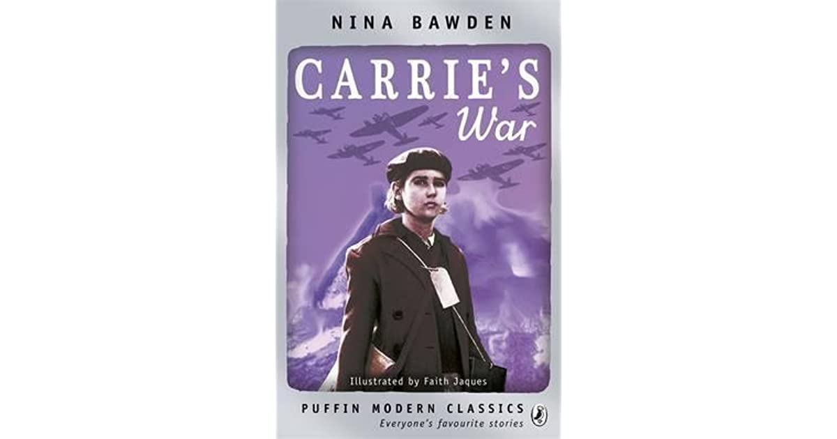 Penguin Book Cover Carrie S War : Carrie s war by nina bawden