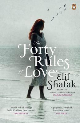 f48819419 The Forty Rules of Love by Elif Shafak