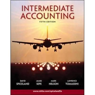 Intermediate Accounting Spiceland 6th Edition Pdf