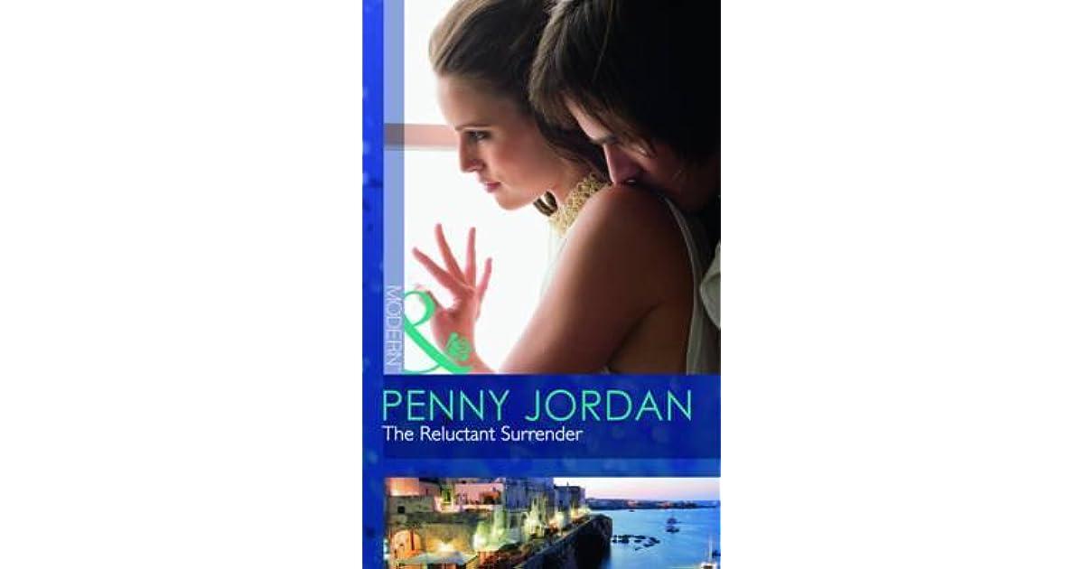 The Reluctant Surrender Penny Jordan (Modern)