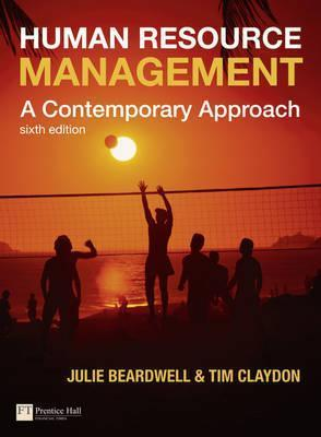 Human Resource Management, A Contemporary Approach