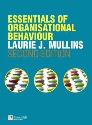 essential of organisational behaviour
