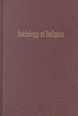 Sociology of Religion An Historical Introduction