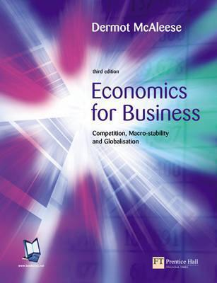 Economics For Business-Competition Macro-stability amp amp Globalisation