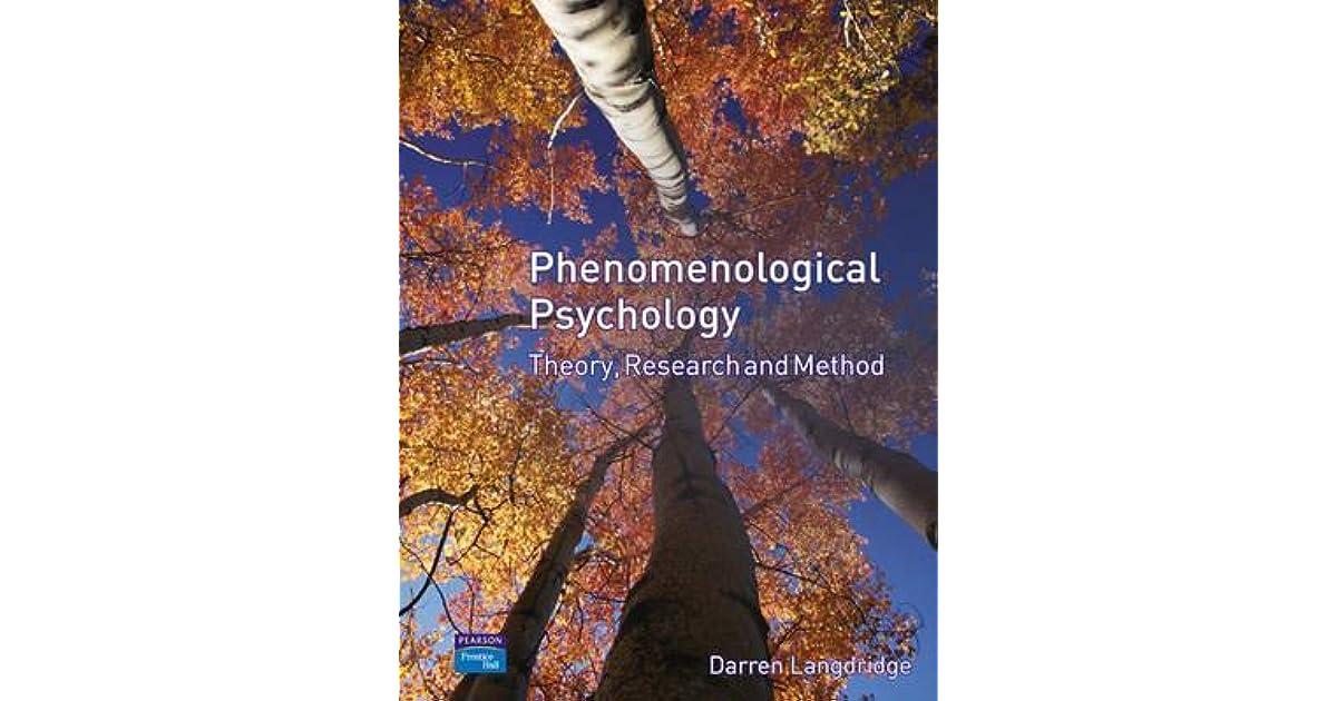 The Phenomenology of Anomalous World Experience in Schizophrenia: A Qualitative Study