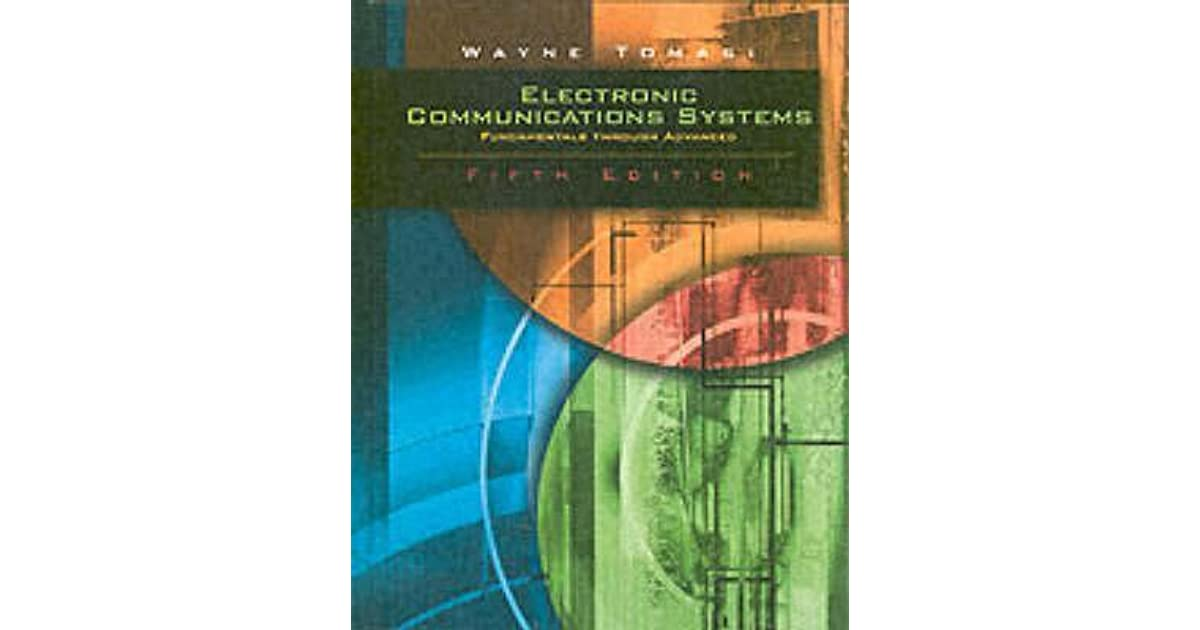 Wayne Tomasi Electronic Communication Systems Ebook