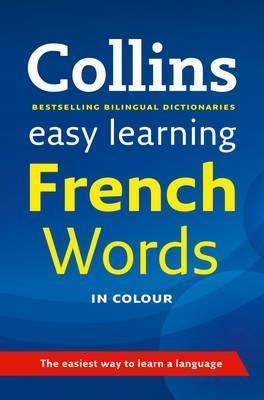 Collins Easy Learning French Words