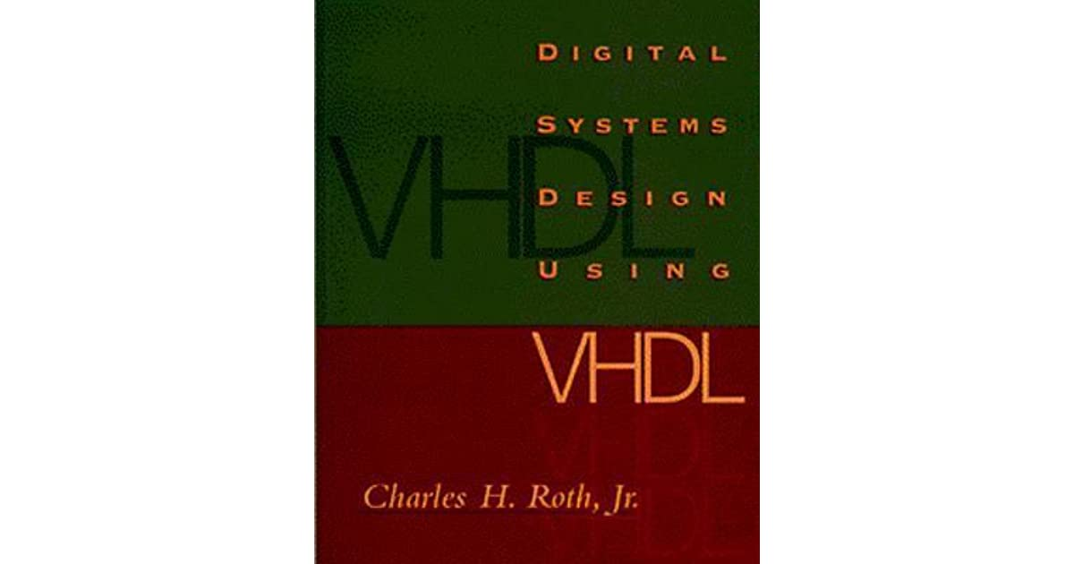 Digital electronics by charles roth