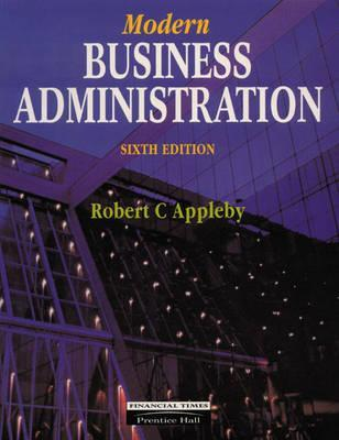 Modern Business Administration 6