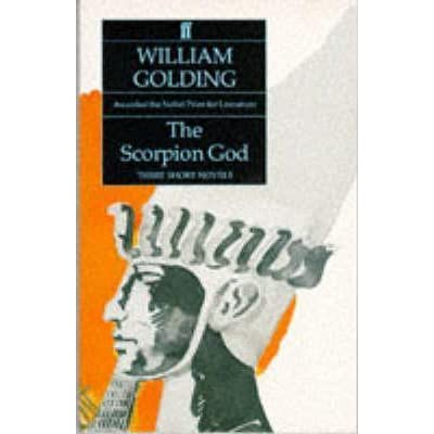 The scorpion god three short novels by william golding fandeluxe Images