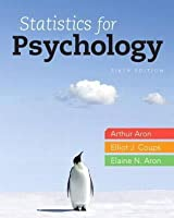 Statistics for Psychology [with MyStatLab & eText Access Code]