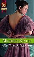 His Unsuitable Viscountess. Michelle Styles