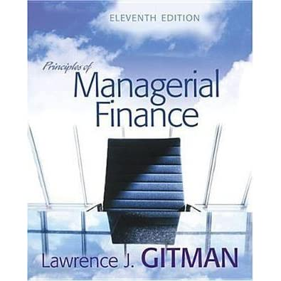 principles of managerial finance chapter 4 problems Managerial finance chapter 3 description principles of managerial finance gitman/zutter total cards 52 subject finance level undergraduate 3 created 12/05/2011  additional.